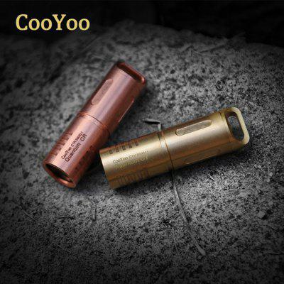 CooYoo Quantum CR Mini LED Flashlight