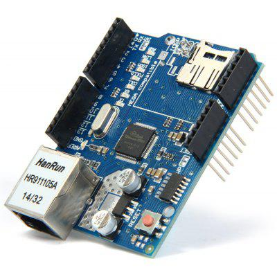 W5100 Ethernet Shield for Arduino