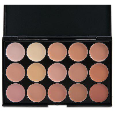Buy 15 Colors Professional Salon Makeup Party Contour, COMPLEXION, 1, Health & Beauty, Makeup, Face Makeup for $2.66 in GearBest store