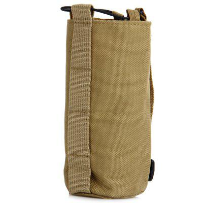 Unisex Nylon Bottle Bag