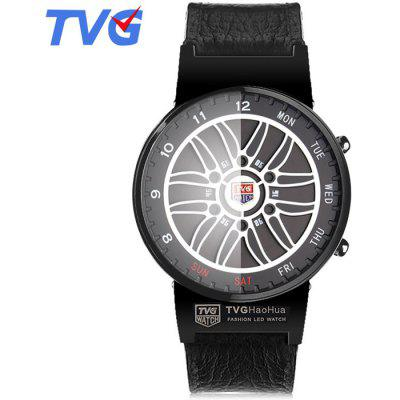 TVG IX6 Men LED Watch