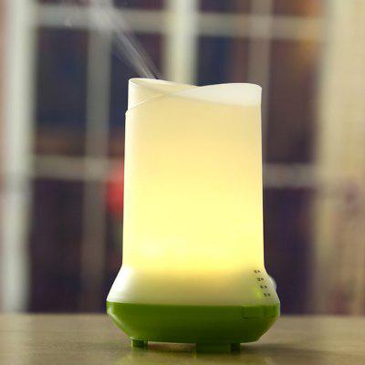 Mini Ultrasonic Air Humidifier LED Light