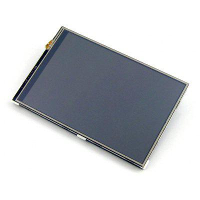 Waveshare 4 Zoll Resistive LCD Touchscreen Modul für Himbeer Pi 2 Modell B B +