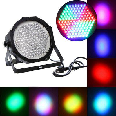 25W Full Color RGB LED PAR Stage Light Disco DJ Lighting