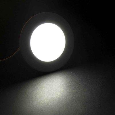 BRELONG 4W 20 x SMD 3528 600Lm 6000 - 6500K LED Panel Light