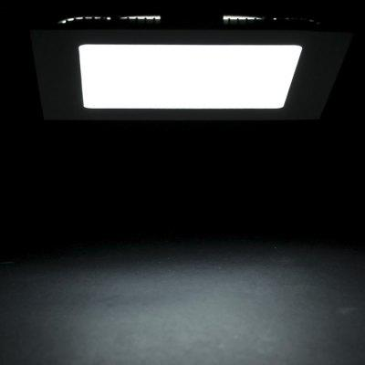BRELONG 9W 45 x SMD 3528 1000Lm 6000 - 6500K LED Panel Light
