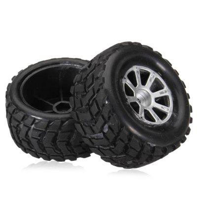 Wltoys A969 Left Tire - 2Pcs