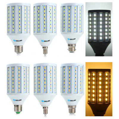 BRELONG B22 / E14 / E27 20W LED Corn Bulb