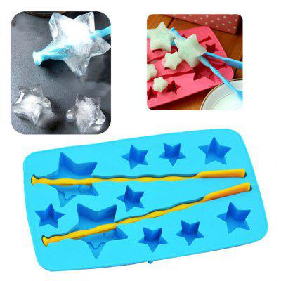 Lucky Star Style DIY Ice Mold