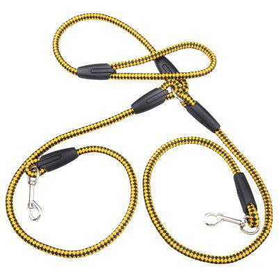 130cm Dog Harness Nylon Double-ended Leash