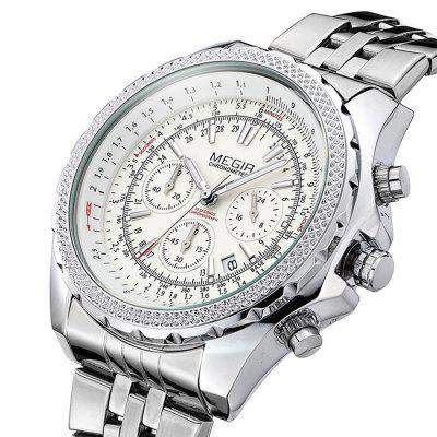 MEGIR 2007 Male Japan Quartz Watch
