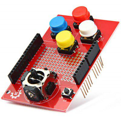 KEYES PS2 JoyStick Shield V2.0 Rocker Expansion Board DIY for Arduino