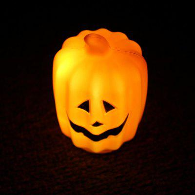 Pumpkin Lantern LED Lamp