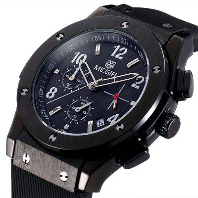MEGIR 3002 Male Japan Quartz Watch