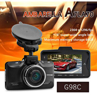 DOME G98C Car DVR Camcorder Driving Recorder