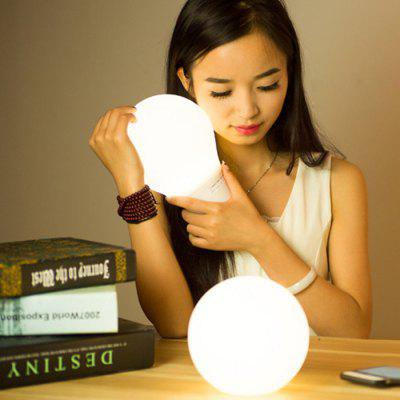Intelligent Wireless LED Bluetooth 3.0 Lampe stéréo Lampe haut-parleur
