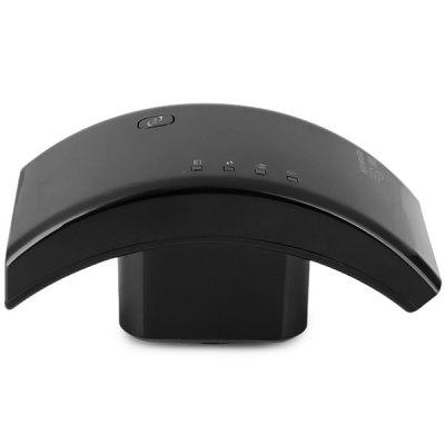WR01 2.4GHz 300Mbps Wireless Repeater Router WiFi Signal ExtenderWireless Routers<br>WR01 2.4GHz 300Mbps Wireless Repeater Router WiFi Signal Extender<br><br>Color: Black<br>Interface: RJ45<br>Model: WR01<br>Package Contents: 1 x WR01 Wireless-N WiFi Repeater, 1 x Network Cable, 1 x Power Plug, 1 x English User Manual<br>Package size (L x W x H): 22.00 x 14.50 x 9.00 cm / 8.66 x 5.71 x 3.54 inches<br>Package weight: 0.1750 kg<br>Product size (L x W x H): 11.00 x 6.00 x 5.00 cm / 4.33 x 2.36 x 1.97 inches<br>Product weight: 0.0840 kg<br>Support System: Mac OS, Windows XP, Windows Vista, Windows 7, Windows 2000<br>Transmission Rate: 300Mbps<br>Type: Repeater, Wireless Router<br>WIFI Transmission Protocol: 802.11b/n/g<br>Wireless Security: WPA2-PSK, WPA-PSK, 64/128 Bit WEP