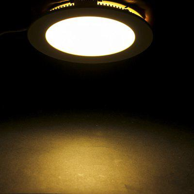 BRELONG 9W 45 x SMD 3528 1000Lm 3000 - 3500K LED Panel Light