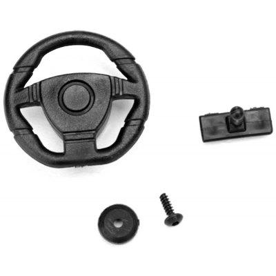Extra Spare P10111 + 124 + 125 + W05002 Steering Wheel Kit for HG P402 RC Car