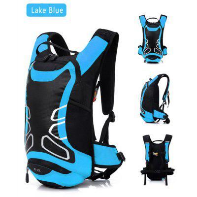 Buy LAKE BLUE LOCAL LION 12L Cycling Bag with Water Tubes for $19.34 in GearBest store