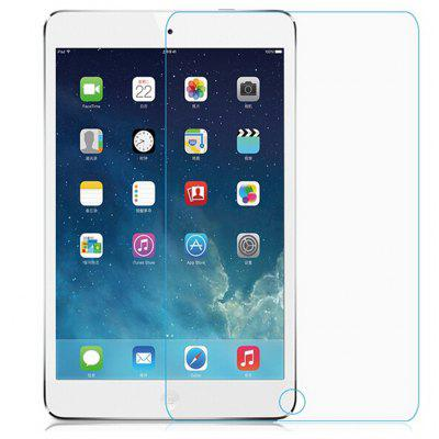 ASLING 0.26mm Ultra thin HD Toughened Tempered Glass Screen Film with 9H Hardness 2.5D Arc Edge Fitting for iPad Air...