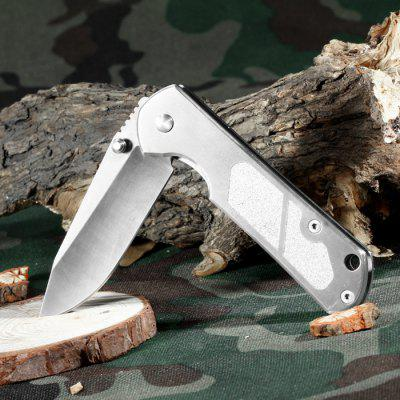 Sanrenmu 7010 LUC-SA Frame Lock Folding KnifePocket Knives and Folding Knives<br>Sanrenmu 7010 LUC-SA Frame Lock Folding Knife<br><br>Blade Edge Type: Fine<br>Blade Length: 7.0 cm / 2.76 inches<br>Blade Material: Stainless Steel<br>Blade Width: 2.4 cm / 0.94 inches<br>Brand: Sanrenmu<br>Color: Silver<br>Fold Length: 9.5 cm / 3.74 inches<br>For: Home use, Hiking, Camping, Adventure<br>Lock Type: Frame Lock<br>Package Contents: 1 x Folding Knife<br>Package size (L x W x H): 13.00 x 8.00 x 1.50 cm / 5.12 x 3.15 x 0.59 inches<br>Package weight: 0.117 kg<br>Product weight: 0.089 kg<br>Type: Multitools<br>Unfold Length: 16.5 cm / 6.50 inches