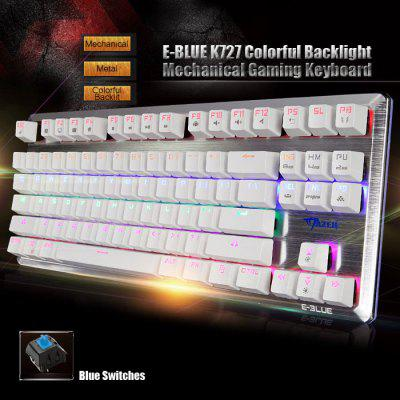 E - 3LUE K727 NKRO Gaming Mechanical Keyboard with Blue Switch