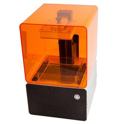 Sunlu SL - D009 SLA 3D Printer3D Printers, 3D Printer Kits<br>Sunlu SL - D009 SLA 3D Printer<br><br>Brand: Sunlu<br>File format: STL<br>Model: SL-D009<br>Package size: 49.10 x 65.50 x 51.00 cm / 19.33 x 25.79 x 20.08 inches<br>Package weight: 12.550 kg<br>Packing Contents: 1 x Sunlu SL-D009 SLA 3D Printer<br>Print speed: 15mm/h<br>Product forming size: 125 x 125 x 165mm<br>Product size: 29.60 x 27.50 x 45.30 cm / 11.65 x 10.83 x 17.83 inches<br>Product weight: 8.000 kg<br>Voltage: 100V/240V