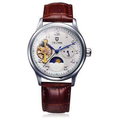 Tevise 8466 Men Automatic Mechanical Watch