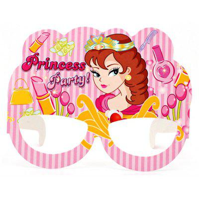Princess Party Design Paper Eye Mask