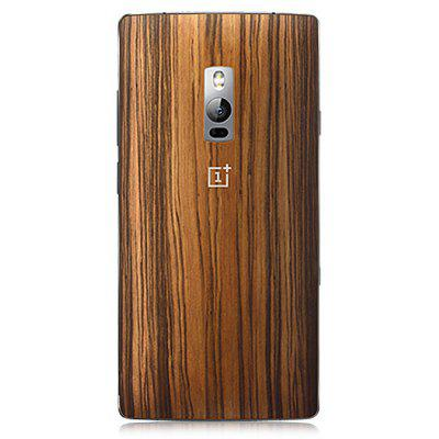 OnePlus Two Cover Posteriore Resistente Styleswap Bambu'
