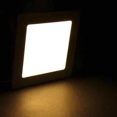 BRELONG 12W 60 x SMD 3528 1300Lm 3000 - 3500K LED Panel Light