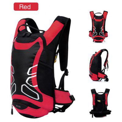 Buy RED LOCAL LION 12L Cycling Bag with Water Tubes for $19.34 in GearBest store