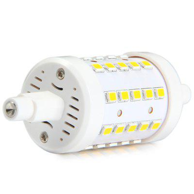 SZFC R7S 5W Dimmable LED Corn BulbCorn Bulbs<br>SZFC R7S 5W Dimmable LED Corn Bulb<br><br>Angle: 360 dgree<br>Available Light Color: White,Warm White<br>Brand: SZFC<br>CCT/Wavelength: 3000K,6000K<br>Emitter Types: SMD 2835<br>Features: Long Life Expectancy, Dimmable, Low Power Consumption<br>Function: Studio and Exhibition Lighting, Home Lighting, Commercial Lighting<br>Holder: R7S<br>Luminous Flux: 500Lm<br>Output Power: 5W<br>Package Contents: 1 x SZFC R7S Dimming LED Horizontal Plug Lamp<br>Package size (L x W x H): 9 x 4 x 4 cm / 3.54 x 1.57 x 1.57 inches<br>Package weight: 0.067 kg<br>Product size (L x W x H): 7.8 x 2.8 x 2.8 cm / 3.07 x 1.10 x 1.10 inches<br>Product weight: 0.032 kg<br>Total Emitters: 40<br>Type: Horizontal Plug Lamp<br>Voltage (V): AC 220,AC 110,AC 85-265/50-60Hz