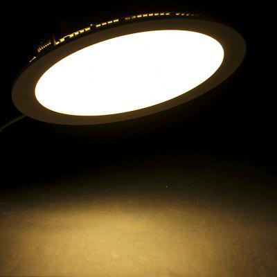 BRELONG 18W 90 x SMD 3528 1900Lm 3000 - 3500K LED Panel Light