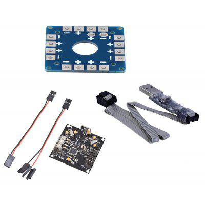 KKmulticopter V5.5 Board V2.2 Program + USB Programmer Firmware Loader Aeromodelling Accessories