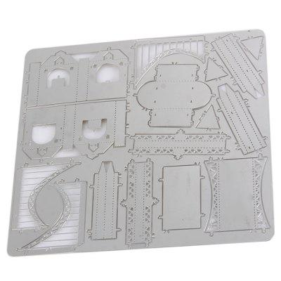 London Bridge 3D Jigsaw Laser Cutting Model Puzzle Educational DIY Toy for ChildrenPuzzle &amp; Educational<br>London Bridge 3D Jigsaw Laser Cutting Model Puzzle Educational DIY Toy for Children<br><br>Age: 3 Years+<br>Applicable gender: Unisex<br>Design Style: Construction<br>Features: DIY<br>Material: Metal<br>Package Contents: 1 x Metal Jigsaw<br>Package size (L x W x H): 18 x 1 x 13 cm / 7.07 x 0.39 x 5.11 inches<br>Package weight: 0.078 kg<br>Product size (L x W x H): 14 x 3.5 x 6 cm / 5.50 x 1.38 x 2.36 inches<br>Puzzle Style: 3D Puzzle<br>Small Parts: Yes<br>Type: Intelligence toys<br>Washing: Yes