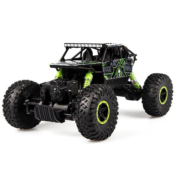 Gearbest HB - P1803 1:18 RC Rock Climbing Car - RTR - GREEN