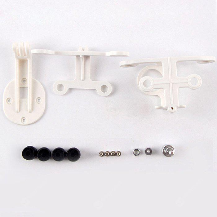Extra Spare Gimbal Set Fitting XK Detect X380 Remote Control Quadcopter WHITE
