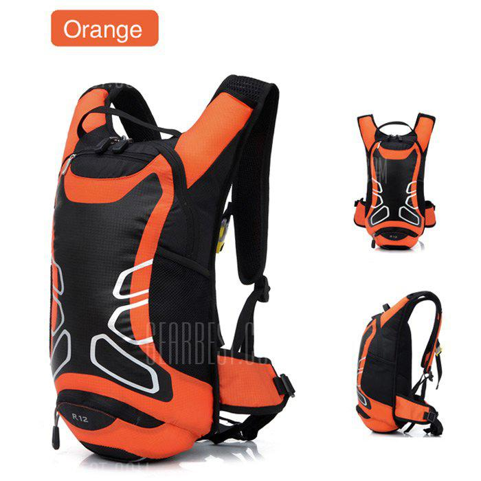 ORANGE LOCAL LION 12L Cycling Bag with Water Tubes