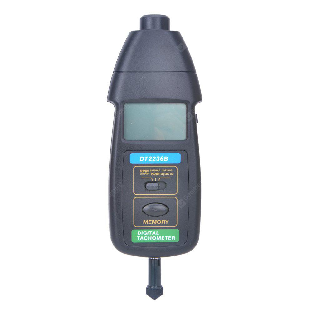 Dt2236b 2 In 1 Contact Non Tachometer 4733 Free Circuit Led Bar Shipping