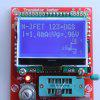 M12864 DIY Transistor Tester Kit - RED AND GREEN
