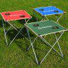 AOTU Thickened Folding Desk for Outdoor Barbecue and Camping - GREEN