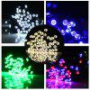 VCT - SIC056 15m 100 LED Christmas Solar String Light - GREEN