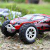 Wltoys A999 2.4G RC Car - RED