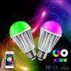 Smart LED E27 Bulb Bluetooth 4.0 - BRANCO