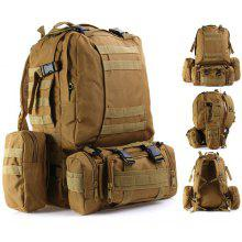 60L Tactical Combination Type Backpack