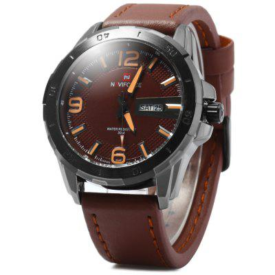 Naviforce NF9055M Male Quartz Watch