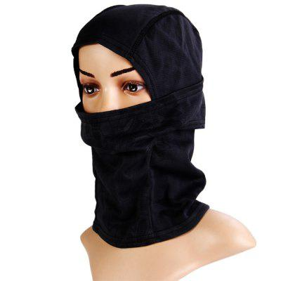 Multi-use Wrapped Head Cap Mask