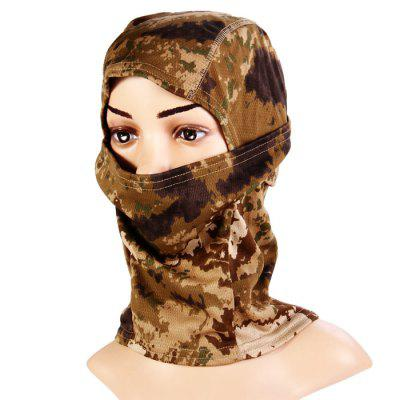 Multifunction Wrapped Head Cap Mask